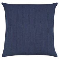 Shiloh Indigo Square Decorative Pillow