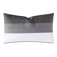 Lyra Pleated Decorative Pillow
