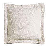 Sandrine Ecru Decorative Pillow