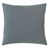 Tegan Matelasse Decorative Pillow In Teal