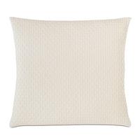 Tegan Matelasse Decorative Pillow In Ivory