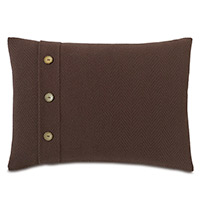 Bozeman Brown With Buttons
