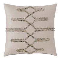 Teryn Brush Fringe Decorative Pillow