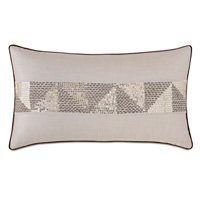 Teryn Sequined Decorative Pillow