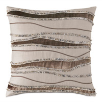 Teryn Applique Decorative Pillow