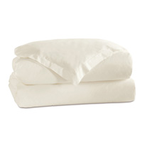 Gianna Ivory Duvet Cover