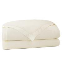 Lusso Ivory Duvet Cover