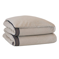 Greer Linen Duvet Cover