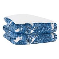 Malia Cobalt Duvet Cover