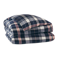 Scout Navy Duvet Cover