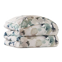 Izaro Watercolor Print Duvet Cover