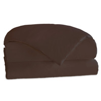 Fresco Luxe Walnut Duvet Cover