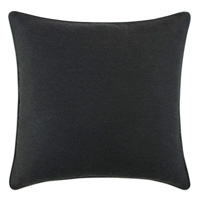 Banks Solid Euro Sham In Black