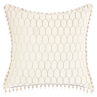 Jolene Scalloped Euro Sham