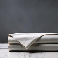 Deluca Dove Flat Sheet