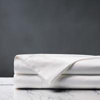 Palazzo White Flat Sheet