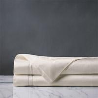 Lusso Ivory Flat Sheet