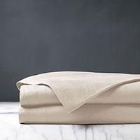 Shiloh Linen Flat Sheet