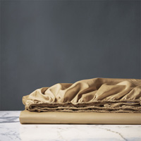 Nuvola Luxe Antique Fitted Sheet