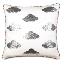 Gigi Clouds Decorative Pillow