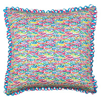 Gigi Speckled Decorative Pillow