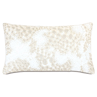 Jolene Metallic Decorative Pillow