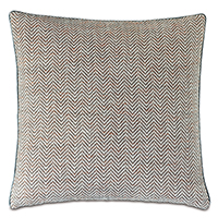 Kilbourn Chevron Decorative Pillow