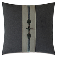 Kilbourn Buckle Decorative Pillow