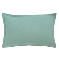 Breeze Aqua King Sham
