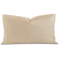 Fresco Luxe Sable King Sham