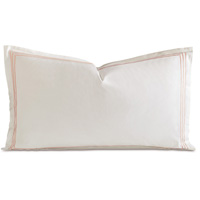 Tessa Ivory/Blush King Sham