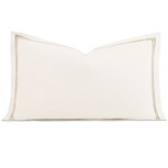 Enzo Ivory/Sable King Sham