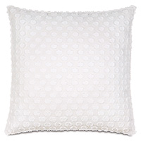 Penelope Fil Coupe Decorative Pillow