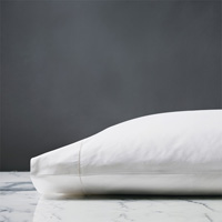 Roma Classic White Pillowcase