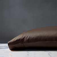 Roma Luxe Walnut Pillowcase
