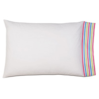 Posey Ribbon Pillowcase