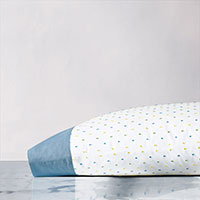 Fiddlesticks Fil Coupe Pillowcase