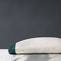 Izaro Decorative Border Pillowcase
