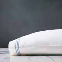 Tessa White/Sky Pillowcase