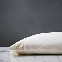 Cornice Lunetta Ivory/Pearl Pillowcase
