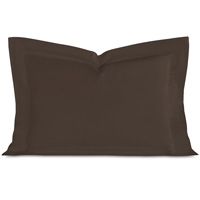 Roma Luxe Walnut Queen Sham