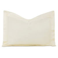 Lusso Ivory Queen Sham