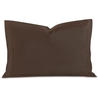 Fresco Luxe Walnut Queen Sham