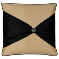 Roxanne Bow Decorative Pillow