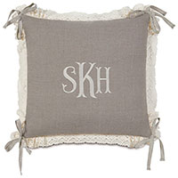 Breeze Linen With Monogram