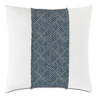 Saya Graphic Insert Decorative Pillow