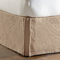 Sandrine Maple Bed Skirt