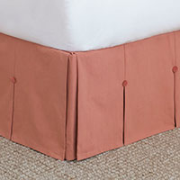 Witcoff Rose Bed Skirt