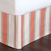 Tosi Blush Bed Skirt
