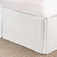 Resort Shell Bed Skirt
